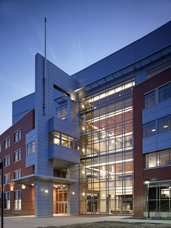 Coppin State University - Health & Human Services Building