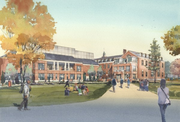 Mcdonogh School - Burck Center Renovation