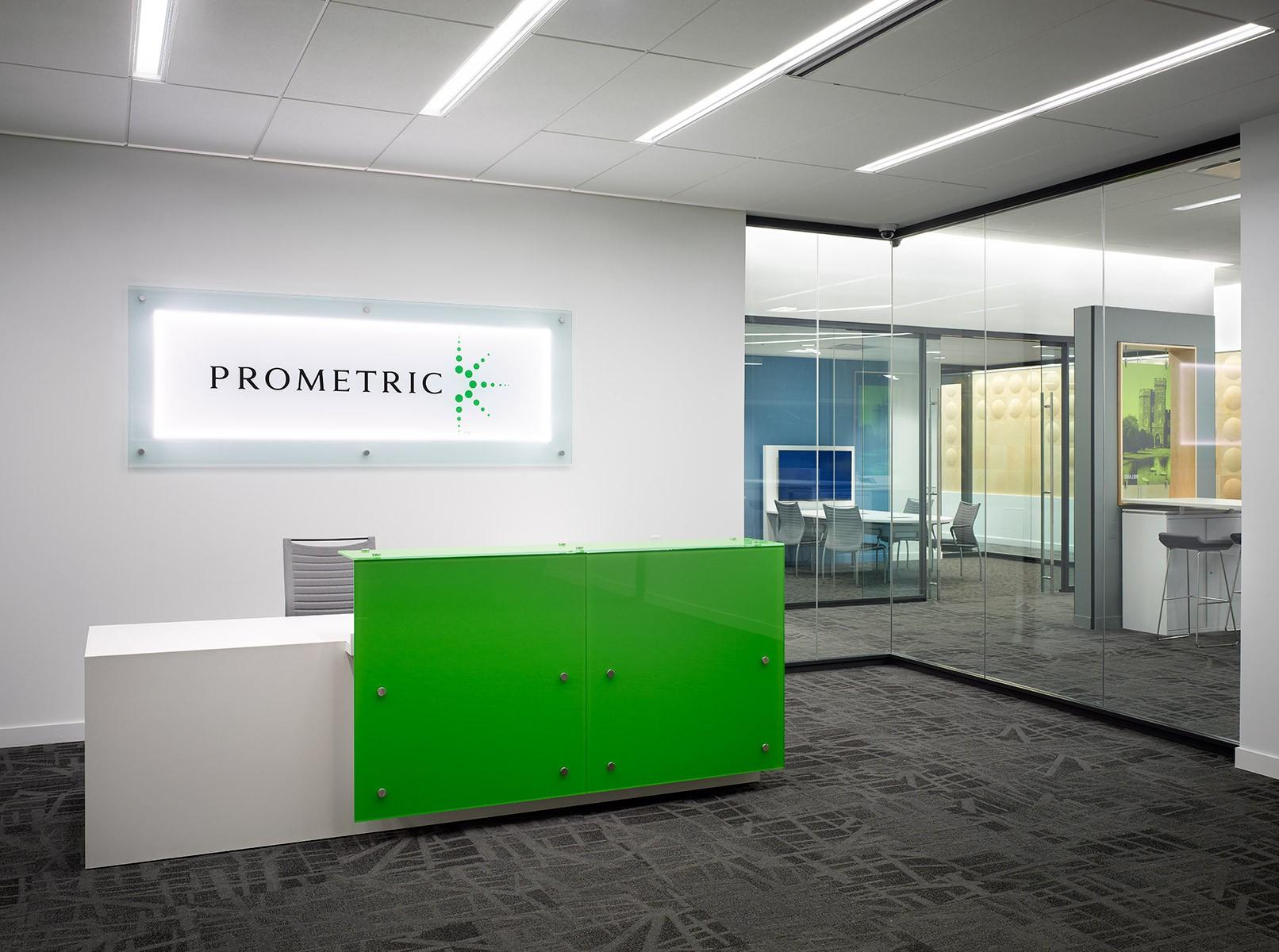 Prometric Inc Regional Headquarters Portfolio