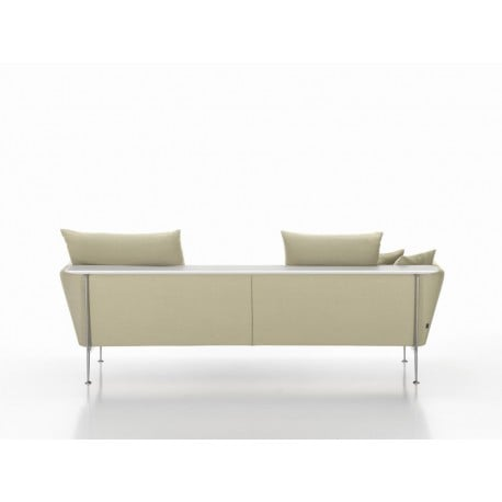 sofa free shipping europe formal sets buy vitra suita three seater soft classic by antonio citterio the sofas daybeds