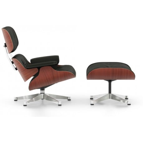 chair with ottoman home depot patio chairs buy vitra lounge new dimensions by charles ray eames