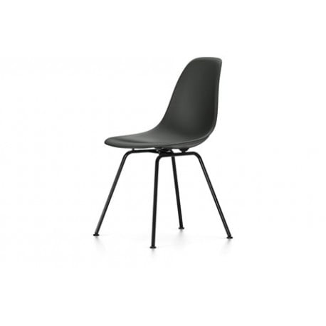 eames bucket chair ikea pad buy vitra plastic dsx without upholstery by charles ray home