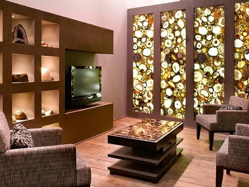 Home Decor Trends How Agate  Geode can Rock Your Homes
