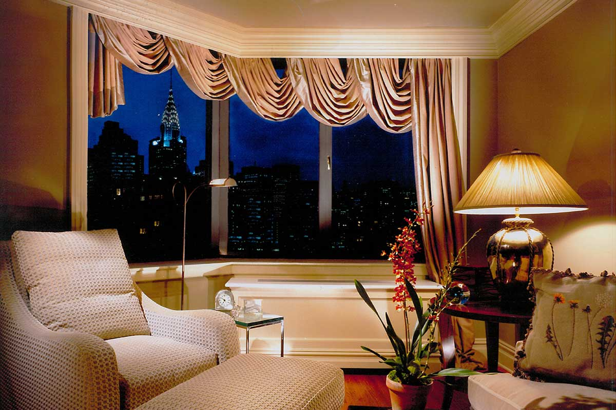 NY Apartment Chrysler Building  Design Consultants