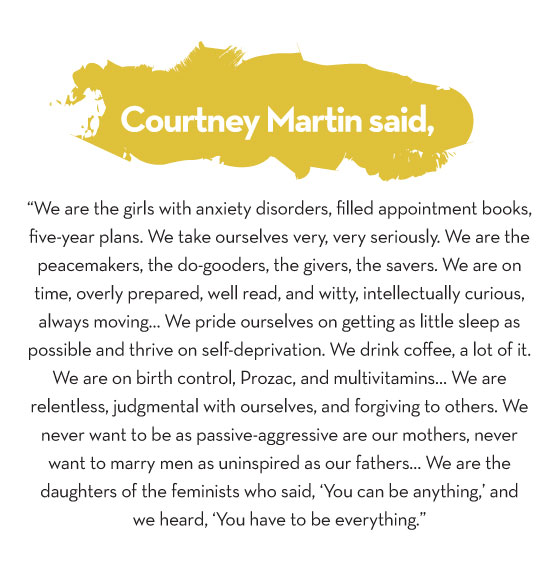Image result for courtney martin quotes