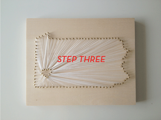 Diy State String Art 5 Design Crush