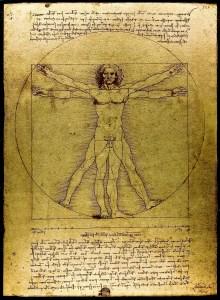 Leonardo (26) Homem Vitruviano