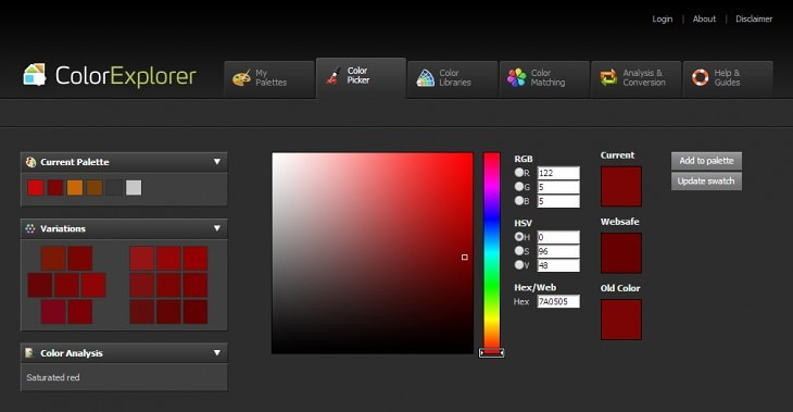 ColorExplorer