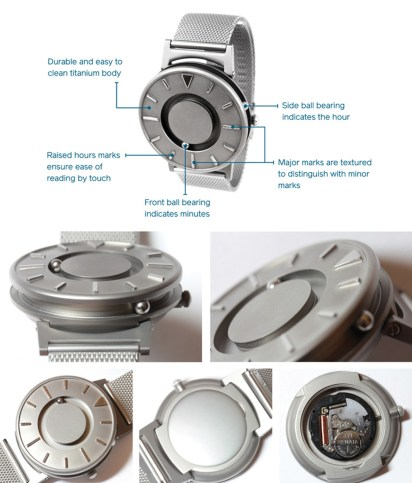 Bradley Timepiece - Explicação
