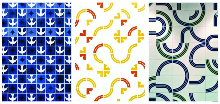 Azulejos Athos Bulcão