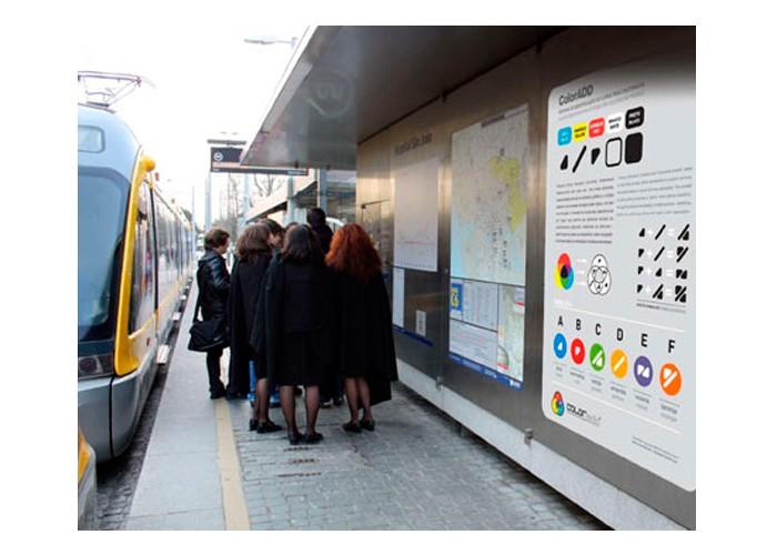 ColorAdd - Metro