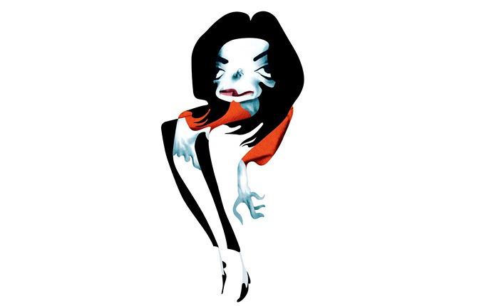 Michael Jackson por André Carrilho
