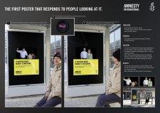 Amnesty International: Eye tracking