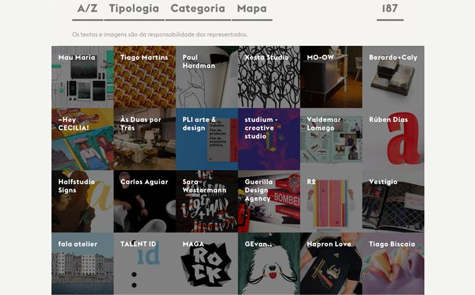 Directório Design Português