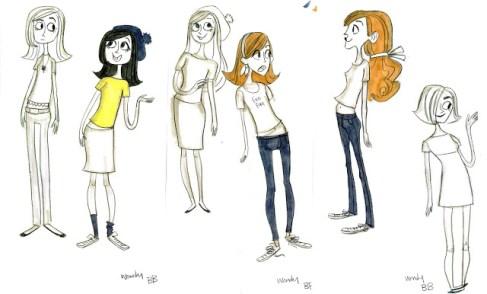 wendy doodles