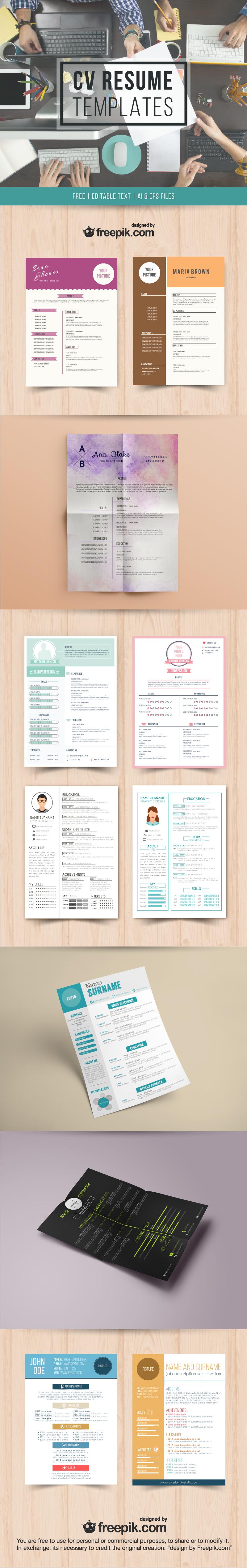 Cover CV Templates