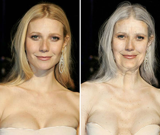Gwyneth Paltrow por The Brok
