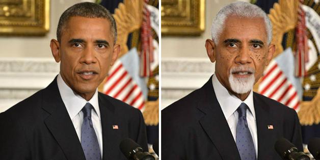 Obama por Luiz Carlos Estati