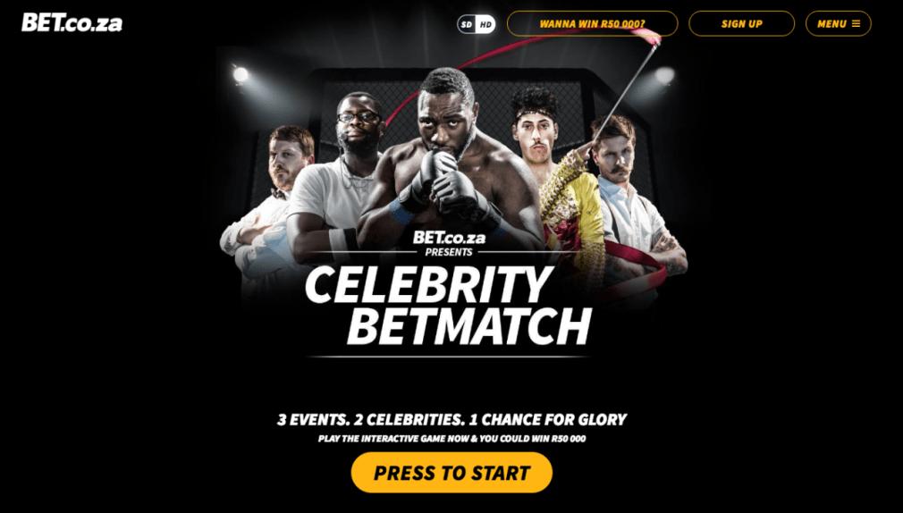 Celebrity Betmatch