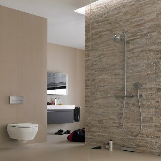 On The Level Team Up With Geberit To Launch A New Wet Room