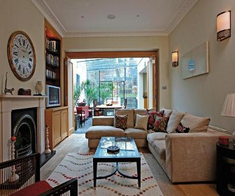 Edwardian House North London DesignCurial