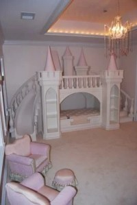 Cinderella Princess Bed
