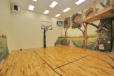 Its a Playground and Basketball Court  Design Dazzle
