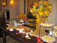 Fall Baby Shower Theme With Dessert Bar! - Design Dazzle