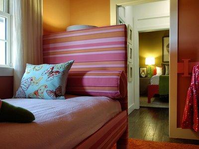 Green Room  Girls Whimsical Mermaid Bedroom  Design Dazzle