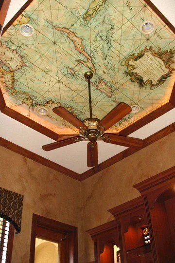 Fall Ceiling Wallpaper Kids Room Ceiling Ideas