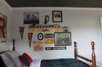 Cozy Vintage Boys Room - Design Dazzle