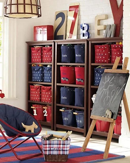 Storage And Organization Ideas For Kids Rooms Design Dazzle