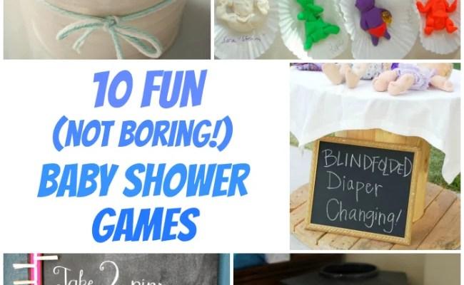 10 Fun Baby Shower Games Design Dazzle Bloglovin