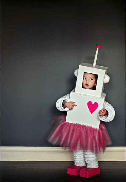 Halloween Costumes for Little Girls  The Party Fetti Blog