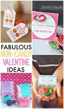 Non Candy Valentine Ideas Design Dazzle