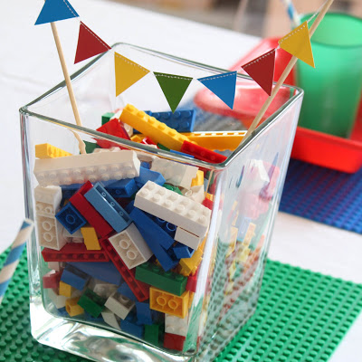 12 Fantastic Ideas for a Lego Party  Design Dazzle