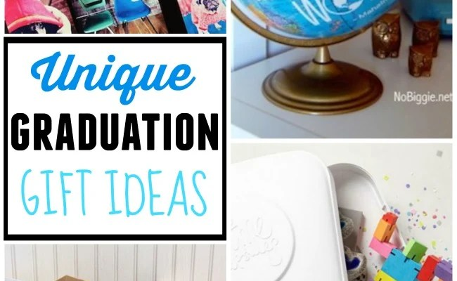 Unique Graduation Gift Ideas Design Dazzle