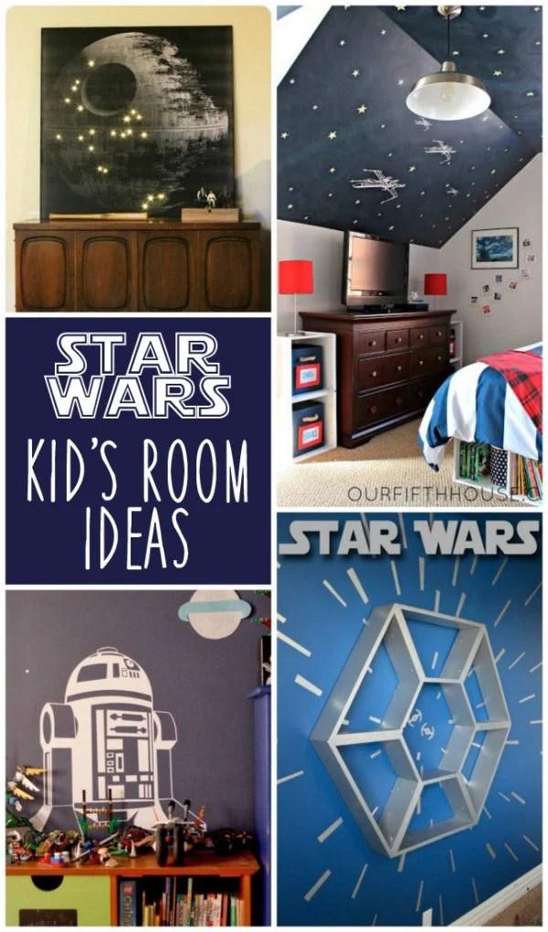 Star Wars Kids Room Ideas  Design Dazzle