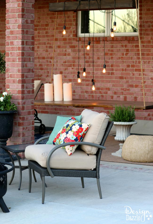 Home Depot Patio Wall Blocks: Home Depot Patio Style Challenge! Part One