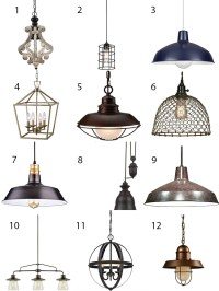 Make a Bold Statement With Farmhouse Lighting - Design Dazzle