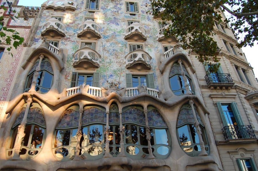 Antoni Gaudi No Way To Be Indifferent Designdestinations
