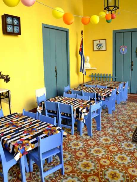 Day Care Center in Havana