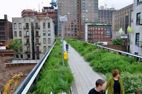 High Line New York City