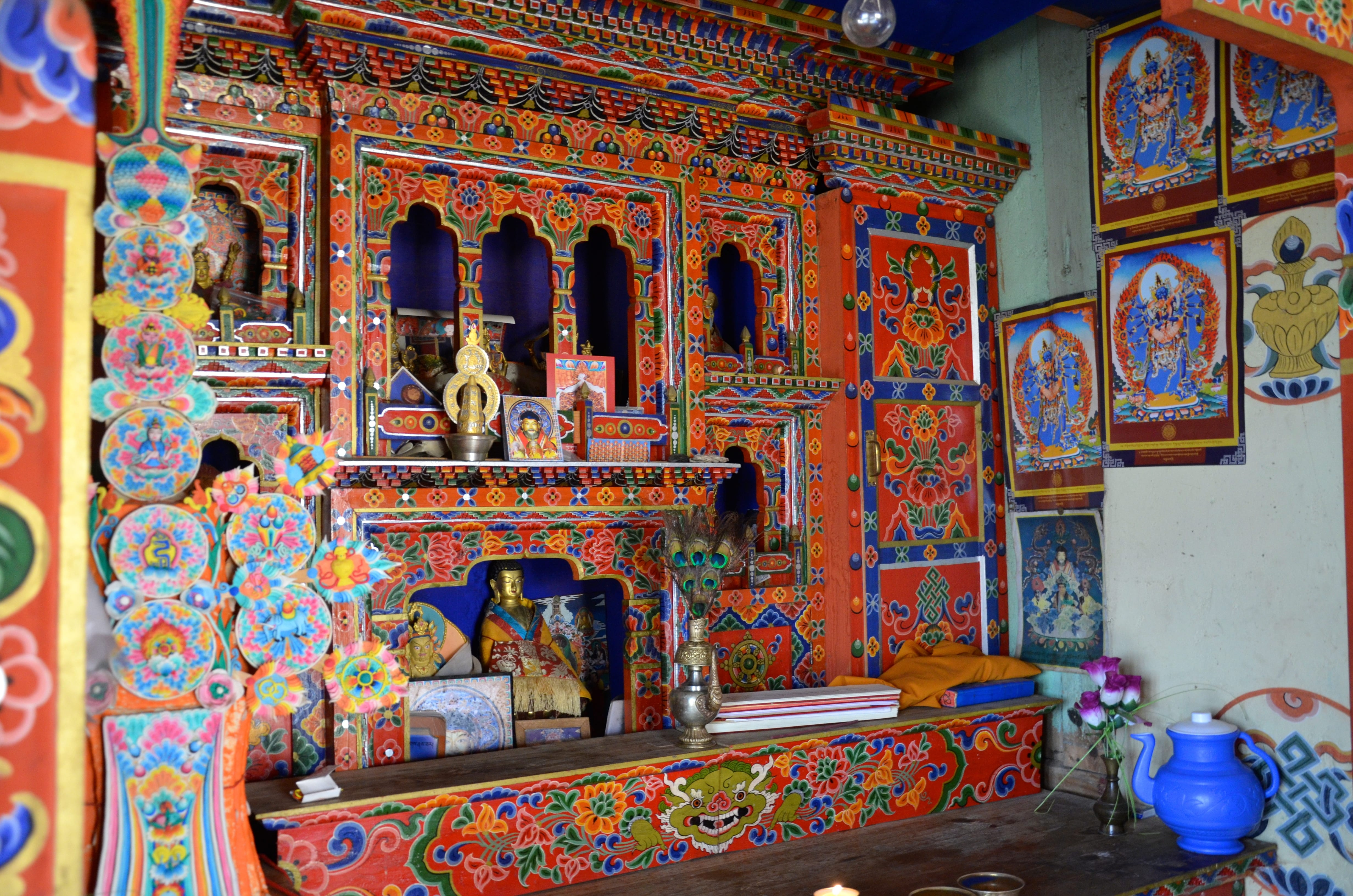 Bhutan Architecture And Ornamentation Designdestinations