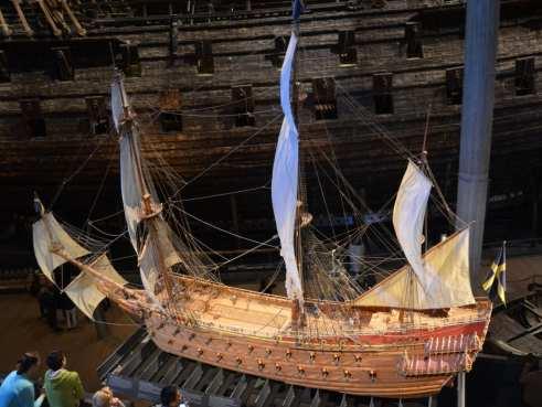 Model of the Vasa