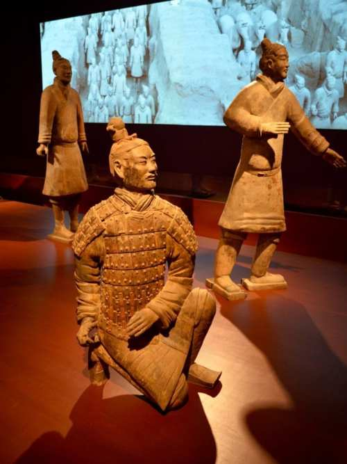 Terra Cotta Warriors at the Field Museum, Chicago