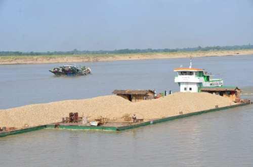 Seen from the Orcaella, Belmond, Myanmar