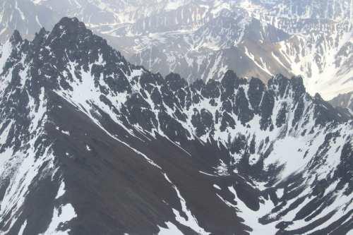 sheer mountain cirque wilderness