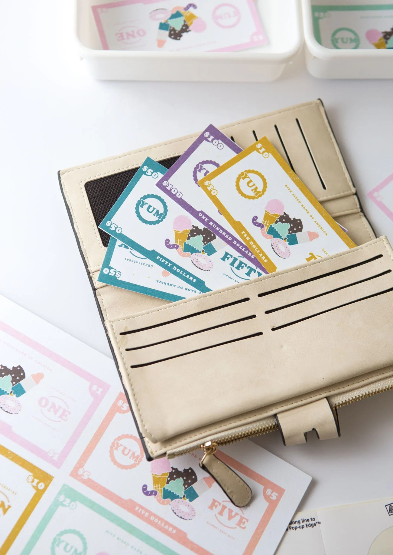 The Best Printable Play Money 1