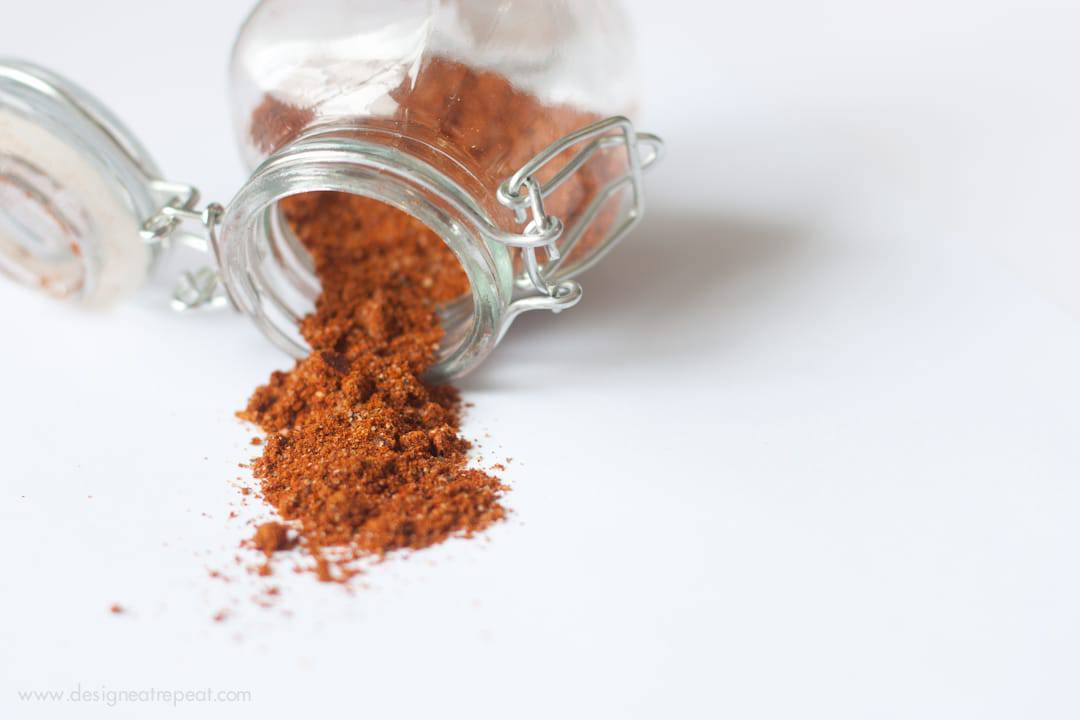 How to make your own taco seasoning without all the fillers!